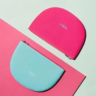 Super flexible and in a range of cool colours, the Miami Beach Babe pochette is the perfect pocket companion. #KIKO #KikoMilano