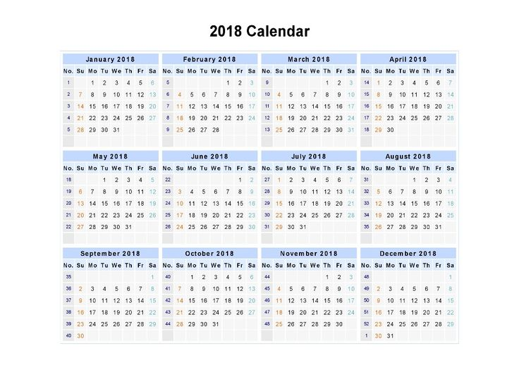 Monthly Calendar 2018 With Holidays 2018 Calendars Pinterest