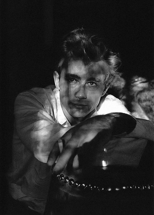 """jamesdeandaily: In August of 1955, James Dean gave one of his very few interviews to reporter Mike Connolly. In response to Connolly's asking whether he lost anything after East of Eden made him famous, Dean was positively angelic. """"I fought it for a long time,"""" he admitted. """"But after a while I think I started learning what so many actors have learned - about that certain communicative power we have that so few people are privileged to have. We find that we can reach not only the people…"""