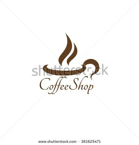 Food service vector logo. dining and coffee shop logo. design template