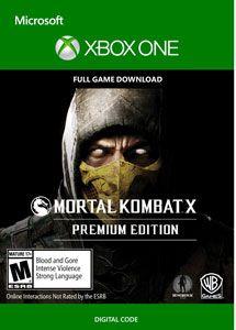 Mortal Kombat X Digital Game - Xbox One [Digital Download]