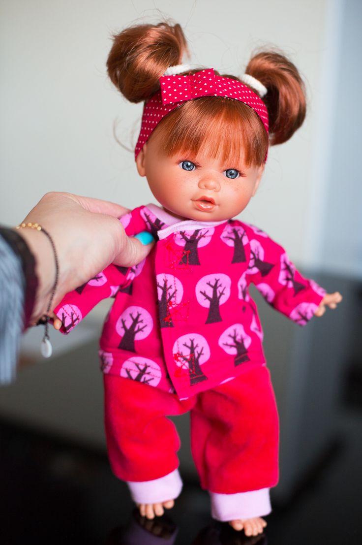 Couture vêtements de poupée 30 cm                                                                                                                                                                                 Plus