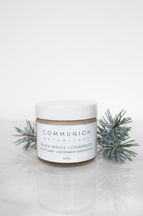 Communion Botanicals Sanctuary Underarm Deodorant