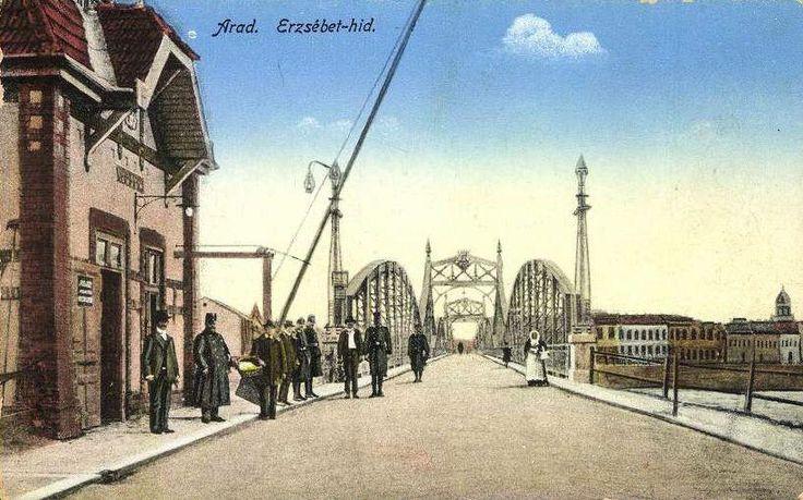 Custmos at Elisabeth bridge, early 19th century