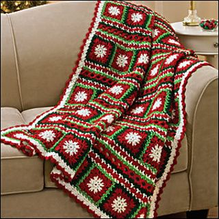 Free Online Christmas Crochet Afghan Patterns : 1000+ ideas about Christmas Crochet Patterns on Pinterest ...