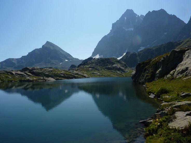 La Haute Route du visio dans le Queyras #voyage #france #mountain #paca