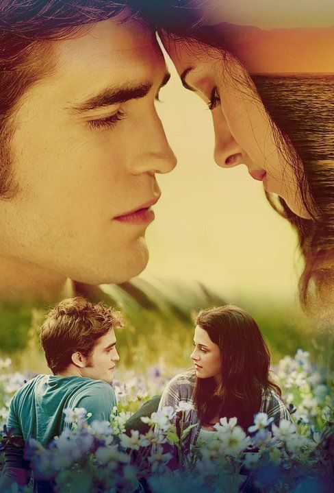 Bella Swan & Edwrad Cullen Fan Art - edward-and-bella Fan Art