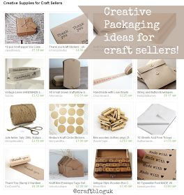 packaging supplies for craft sellers