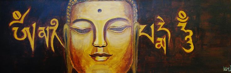 Budda. Paintings on canvas by Art Online