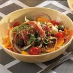 ANTIPASTO VEGETABLE NOODLE SALAD | BC Liquor Stores