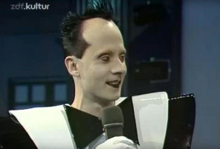 Klaus Nomi, Deutsch TV