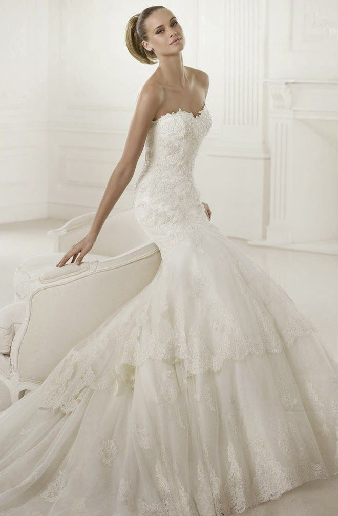 PRONOVIAS now available to order at Bridal Manor Pretoria www.bridalmanor.co.za