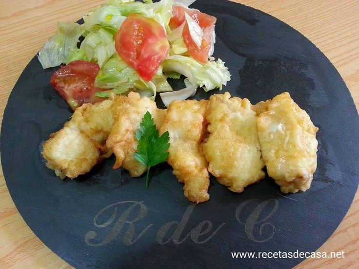 Recopilación de recetas de pescado