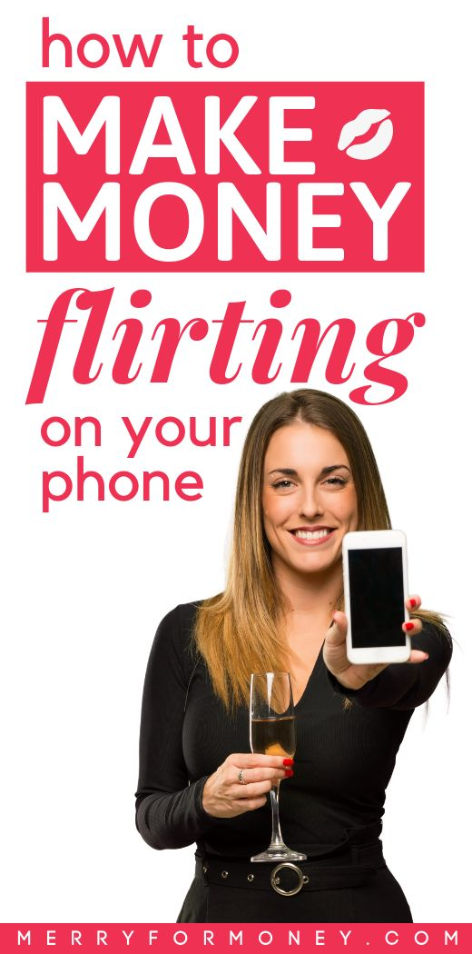 10+ Legit Companies That Pay You To Flirt Chat & Text for Money Online