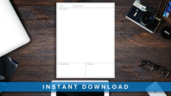 THE MONTHLY HABIT TRACKER A pretty little minimalist habit tracker to help you keep the first things first and stay on track throughout you month. Track something as important as eating right to simple resolutions like stop biting your nails. On a winning streak? Give yourself a treat!  WHAT YOU WILL RECEIVE // This 300 DPI Digital file comes your way as a high quality PDF, 8.5x11. Its ready to print at home, or at your printer of choice. Your digital download will come directly to ...