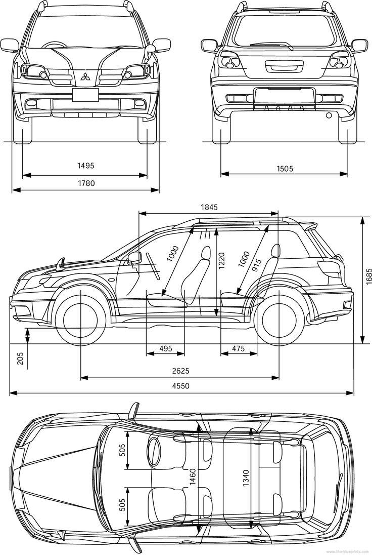 Mitsubishi Outlander (2004)