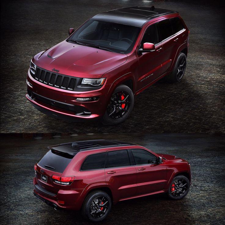 2021 Grand Cherokee Srt Hellcat Photos in 2020 Jeep