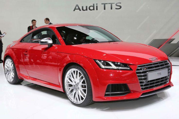 Awesome Audi: 2016 Audi TT  Audi THE most gorgeous car Check more at http://24car.top/2017/2017/07/18/audi-2016-audi-tt-audi-the-most-gorgeous-car/