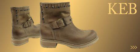 Stivali e tronchetti Keb in pelle, biker e texani in tanti colori.  #scarpe #shoes #stivali