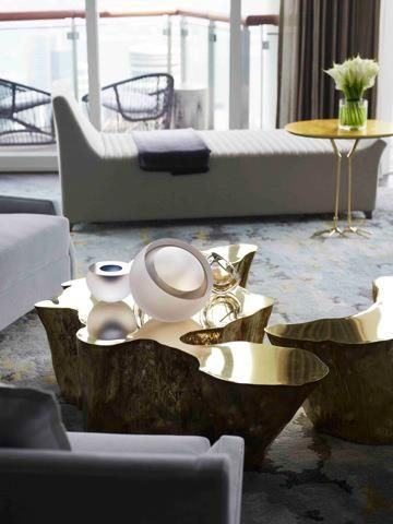 Luxury furniture| This selection will help you in your interior design projects...from modern armchairs, to luxury center tables or contemporary side tables | www.bocadolobo.com #bocadolobo #luxuryfurniture #exclusivedesign