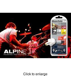 MusicSafe Pro Professional Musicians Ear Plugs