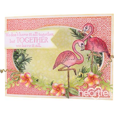 Heartfelt Creations - Flamingo Resort Project