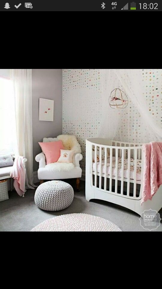 Lovely nursery easily made neutral