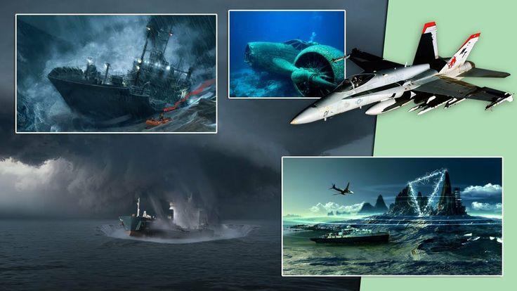 Algumas curiosidades sobre os mistérios que rondam o Triângulo das Bermudas
