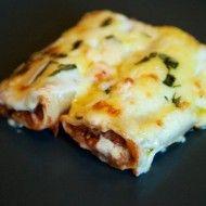 Fotografie receptu: Zapečené cannelloni