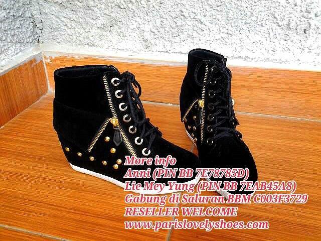 Open order custom made shoes Bisa request  model, warna, bahan, tinggi hak, size More info  Anni (PIN BB 7E78785D/WA/Line 081572985289 )  Lie Mey Yung (PIN BB 7EAB45A8)  Gabung di Saluran BBM C003F3729 RESELLER WELCOME  www.parislovelyshoes.com or orderlovelyshoes.blogspot.com or parislovelyshoes.blogspot.com
