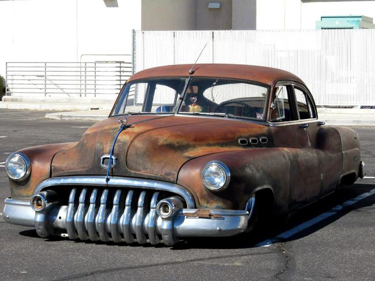 RodCityGarage: 1950 Buick Fastback - For Sale                                                                                                                                                      More