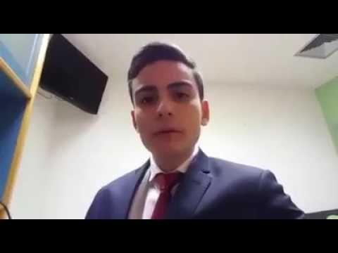 Dudu Camargo do Jornal Primeiro Impacto fala do Congresso para o Sucesso