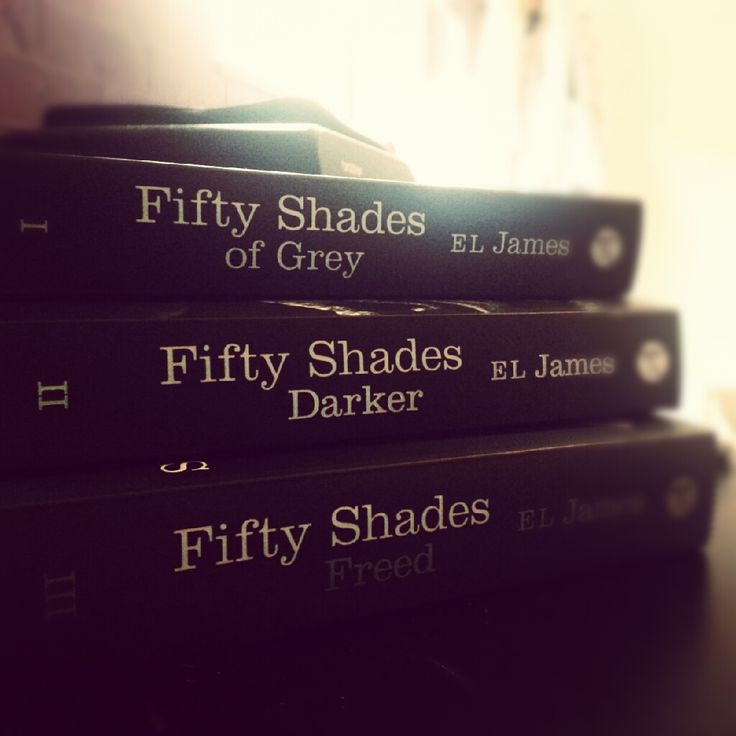Fifty Shades Books www.lovefiftyshades.com