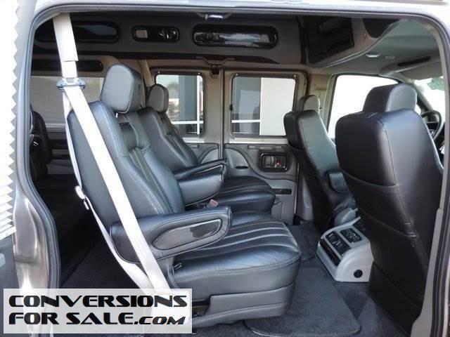 2013 Chevrolet Express Explorer Conversion Van ...