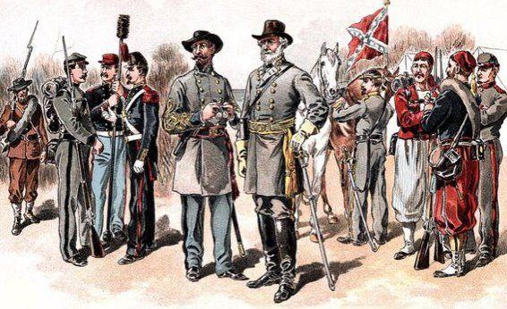 Confederate Uniforms