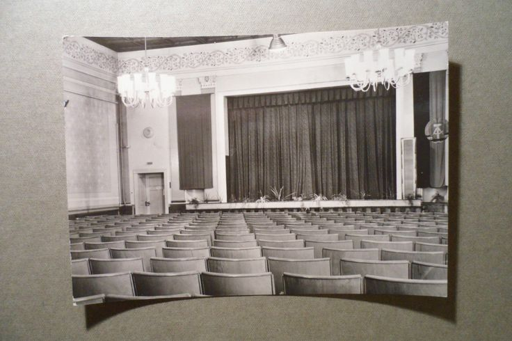 schönebeck elbe  | DDR - AK - Schönebeck - Elbe - Kino - 1965 - - (K8)