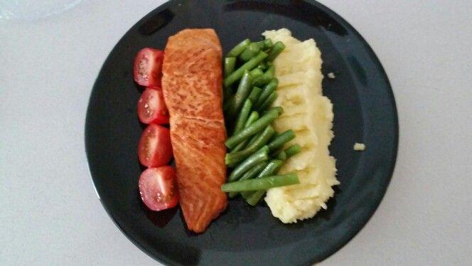 Salmon..
