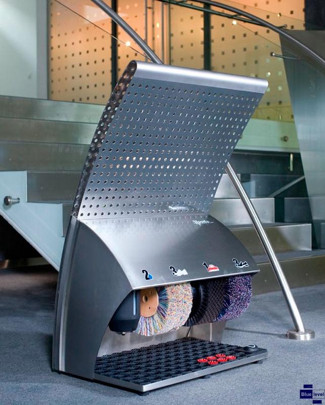 Shoe Shine Machines - Maszyna do czyszczenia i polerowania obuwia