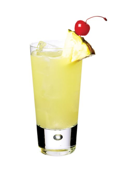 to make a matador #1 use patron reposado tequila, triple sec liqueur, freshly squeezed lime juice, fresh pressed pineapple juice and garnish with pineapple wedge