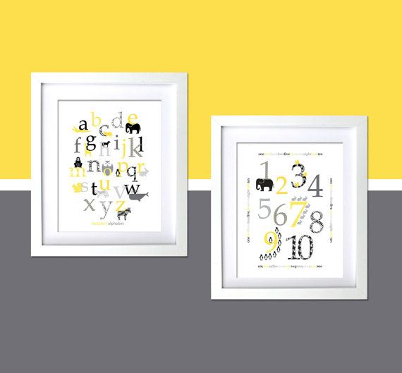 Yellow Kids Room Decor: 1000+ Ideas About Yellow Kids Rooms On Pinterest