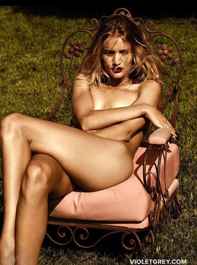 Rosie Huntington Whiteley Rolls Naked in the Grass as she Recalls First Nude Shoot , Watch here > http://goo.gl/kjfFa5 #nooagency #fashion #modeling #3dmodel #paris #photography