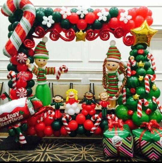 1000+ Images About Balloons For Christmas On Pinterest