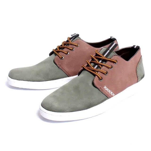 Brave Coolmar, Warna: Olive, Size : 40-44 Untuk Pemesanan Online Kunjungi : www.rockford-footwear.com *Gratis pengiriman ke seluruh Indonesia Email: contact@rockford-footwear.com Pin : 525B26DF Atau...