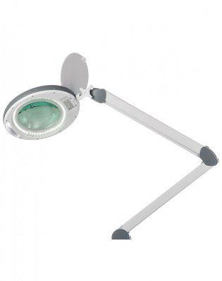 ЛЛ-5, лампа бестеневая с увеличительной лупой с регулируемой интенсивностью от Бренды за 17500 руб!