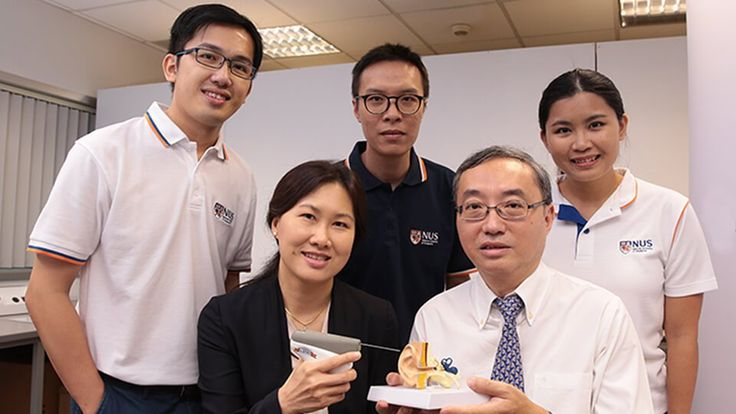 A team of researchers from the National University of Singapore (NUS) has developed a novel handheld device, known as CLiKX, for the treatment of a condition called Otitis Media with Effusion (OME), or 'glue ear', which is the leading cause of hearing loss and visits to the doctors among...