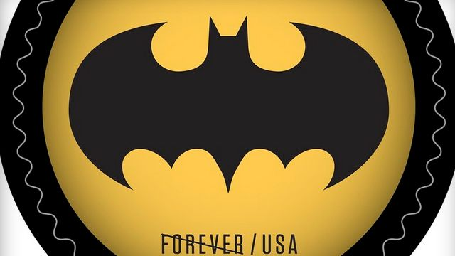 El servicio postal de EE.UU se viste de Batman