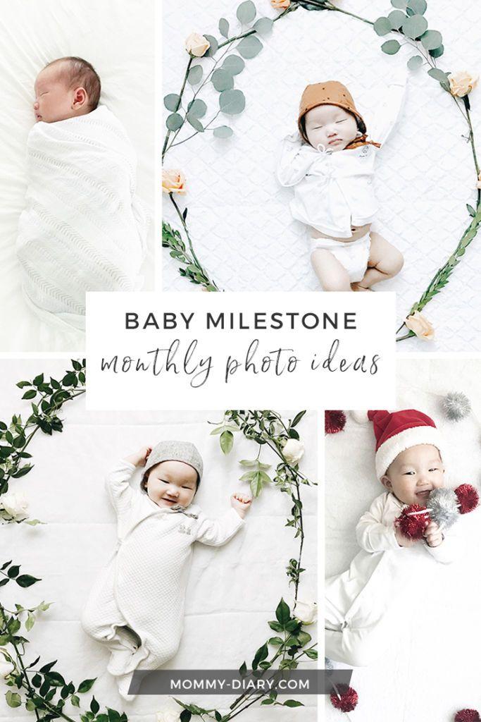 baby-milestone-monthly-photo-ideas