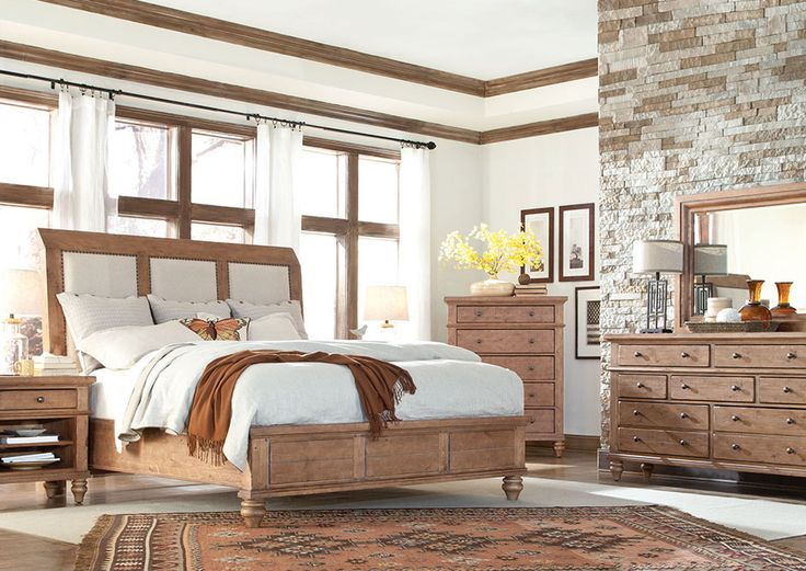 While I like the Spruce Bay bedroom  made by Aspen Home  I really like Home  Furniture s Leighton bedroom better. 15 best images about  My Life  My Style  My Living Spaces  on