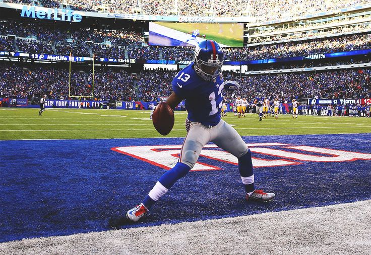 1. Giants injuries -    The Giants are all types of banged up, but the two big ones are Odell Beckham Jr. (hamstring) and Prince Amukamara (pectoral). Amukamara, the Giants' No. 1 corner, is OUT.