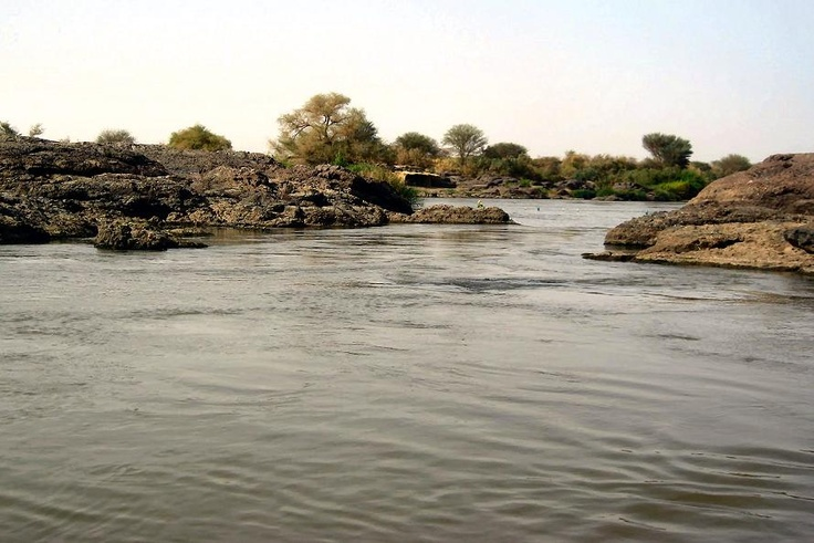 Nile cataracts